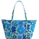 NWT Vera Bradley Miller Bag in Doodle Daisy