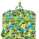 NWT Vera Bradley Garment Bag in Limes Up