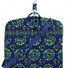 NWT Vera Bradley Garment Bag in Indigo Pop