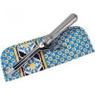 NWT Vera Bradley Curling Iron Cover in Riveria Blue