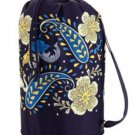 NWT Vera Bradley Laundry Bag in Ellie Blue