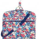 NWT Vera Bradley Garment Bag in Summer Cottage