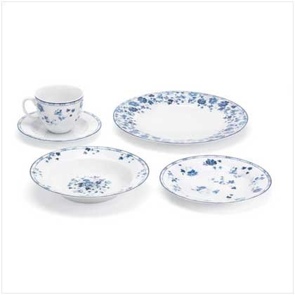 Laura Ashley Dinnerware Set