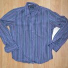 Mens shirt KENNETH COLE Size M Made in Italy N523