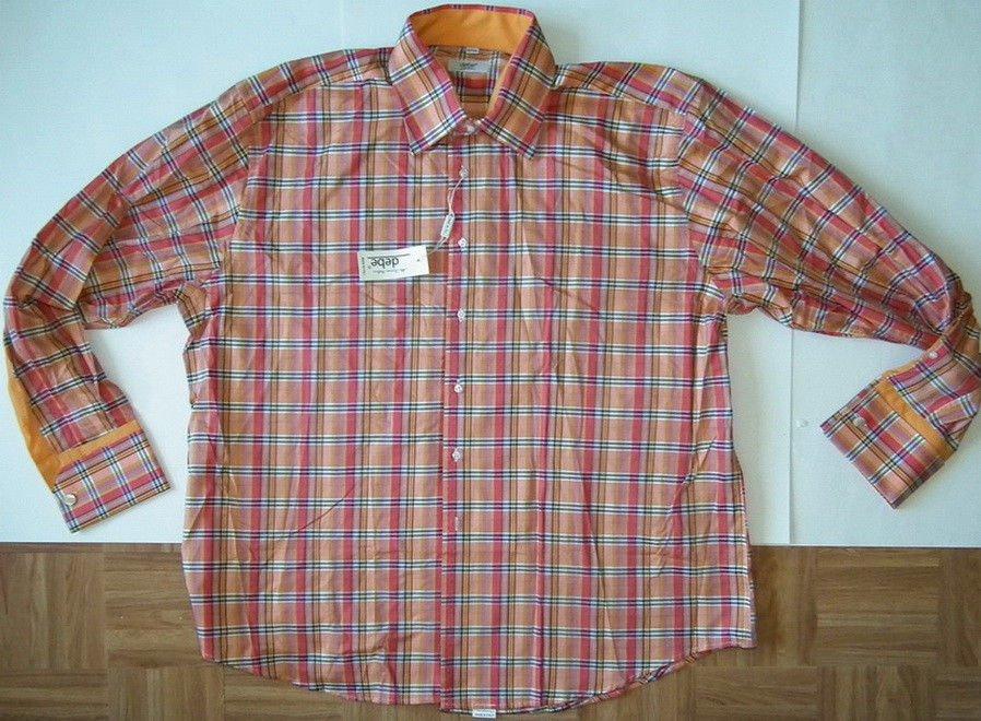 J704  New Men's shirt  DEBE  Size XXXL  19-19½