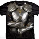 The Mountain Graphic Tee Body Armor T-Shirt Size M