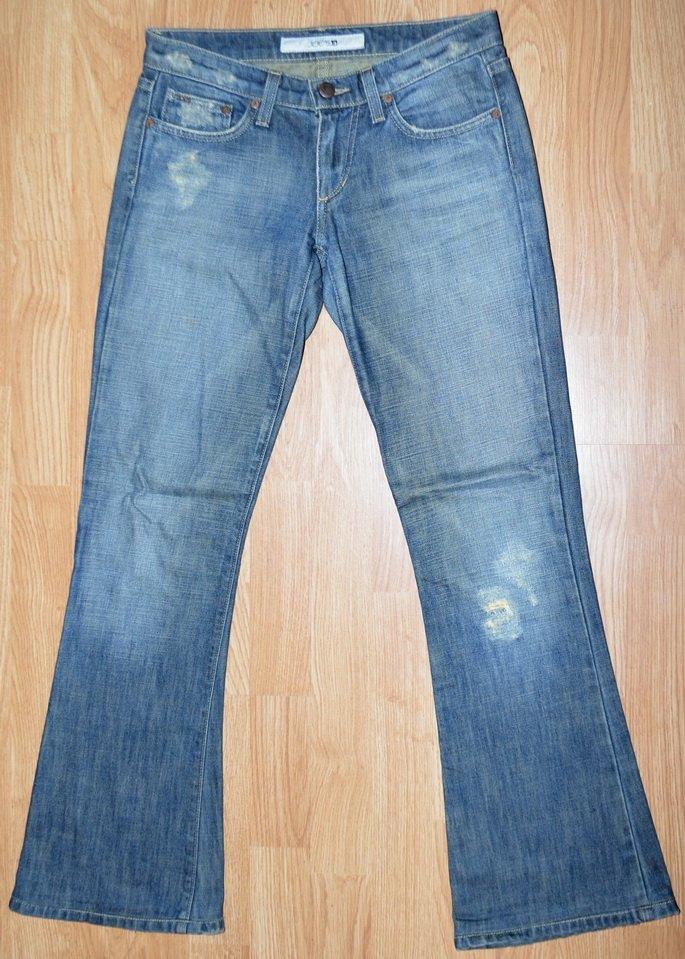 N788 Women's jeans JOE'S JJ Size 27 29x30 Made in USA