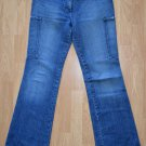 N840 Women's jeans HABITUAL Size 6 Inseam 33 Made in USA