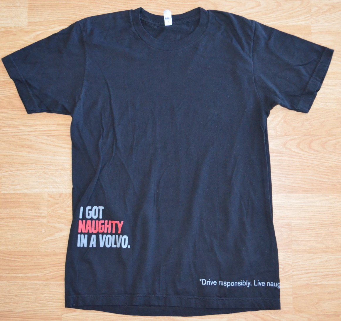 N957 T-shirt AMERICAN APPAREL Size M Made in USA