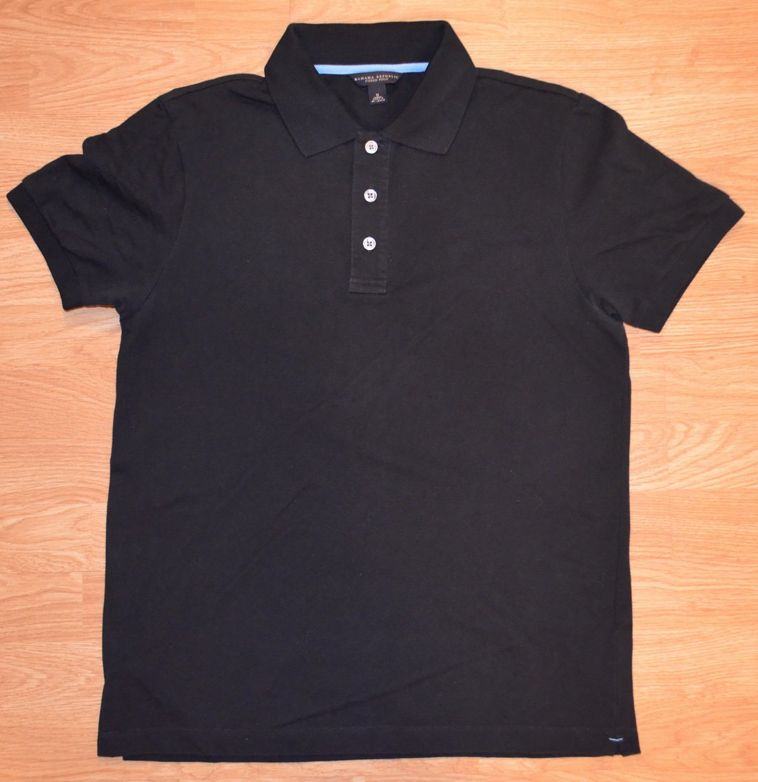 P002 Mens Polo shirt BANANA REPUBLIC Size M