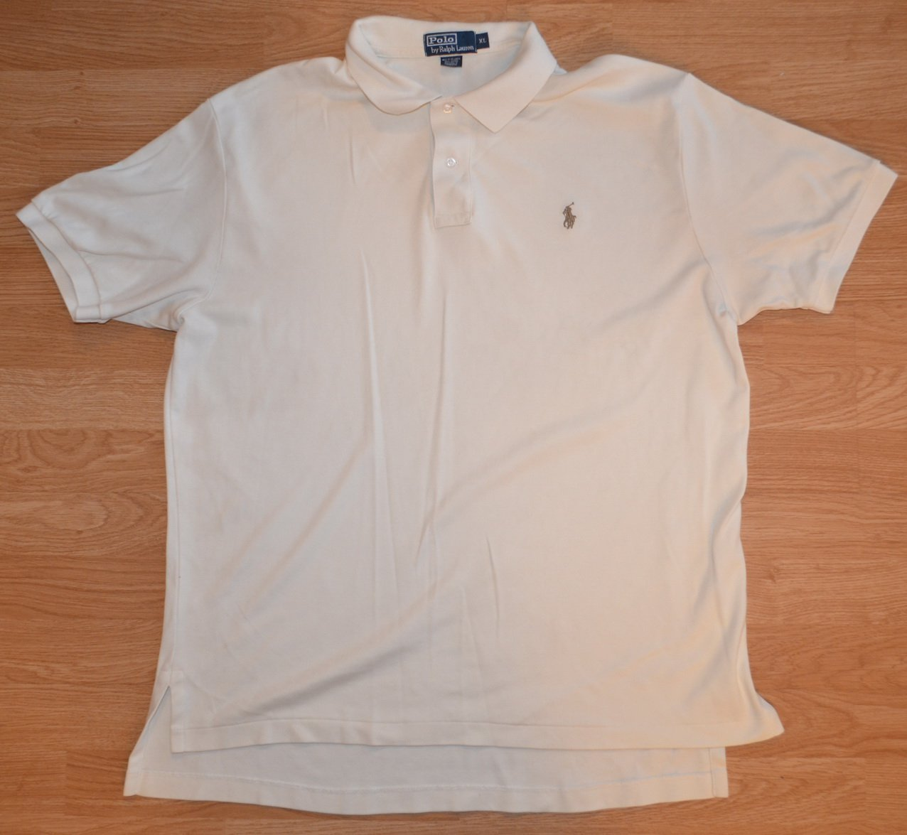 N991 Men's Polo shirt Ralph Lauren Size XL 100% cotton