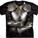 The Mountain Graphic Tee Body Armor T-Shirt Size S