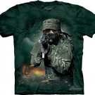 The Mountain Mens Graphic Tee War Rocky T-shirt Size M