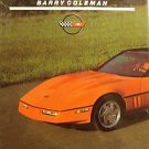 Corvette by B. Coleman and Barry Coleman (1989, Hardcover, Revised)