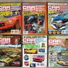 CAR CRAFT MAGAZINE LOT of 6 1983 - 1988   #1
