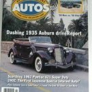 DATSUN 240Z 1935 AUBURN 1927 HUPMOBILE 1962 PONTIAC 1950 MERCURY vs OLDSMOBILE