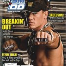 WWE SmackDown! Magazine February 2005 With John Cena on the cover