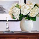 "White hydrangeas on dresser 20"" x 24"" Original Oil"