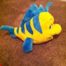Disney Plush Little Mermaid Flounder