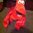 The Little Mermaid Sebastian Disney plush toy