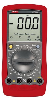 New UT58A Modern Digital Multimeters