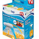Magic tap electric automatic water & drink dispenser As Seen On TV