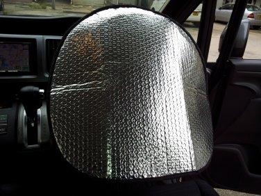 Car Steering Wheel Sun Shade Cover Sun Visors