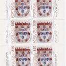 PORTUGAL 1981 TILES MINIATURE SHEET TYPE 3 MINT NO HINGE