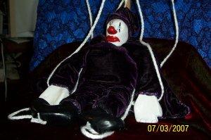 D2- The Sad Clown (Puppet)
