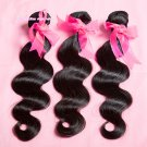 Queen hair extensions 20'' 22'' 24'' 3pcs/lot human brazilian hair virgin hair weaves hair extension