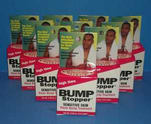 5 Bump Stopper Sensitive Skin Razor Bump Treatment