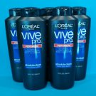 5 L'OREAL VIVE-PRO for MEN Absolute Clean Shampoo Conditioner & Body Wash