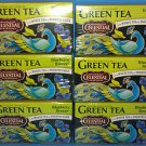 6 Boxes Celestial Seasonings Antioxidant Green Tea Blueberry Breeze (20 Count)