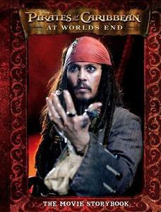 """""""PIRATES OF THE CARIBBEAN; AT WORLD'S END"""" STORYBOOK"""