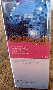 JORDACHE'S VERSION OF PARIS HILTON 3 FL OZ EAU DE PARFUM SPRAY NEW IN BOX