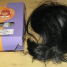 ANGELS HAIR, CLIP & DRAWSTRING EXTENSION,BLK NEW IN BOX