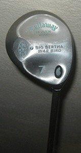 Callaway Big Bertha Warbird Fairway Wood Golf Club