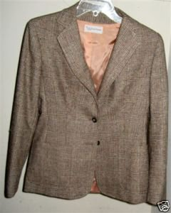 EVAN PICONE, WOMEN'S FULY LINED JACKET, SIZE 8