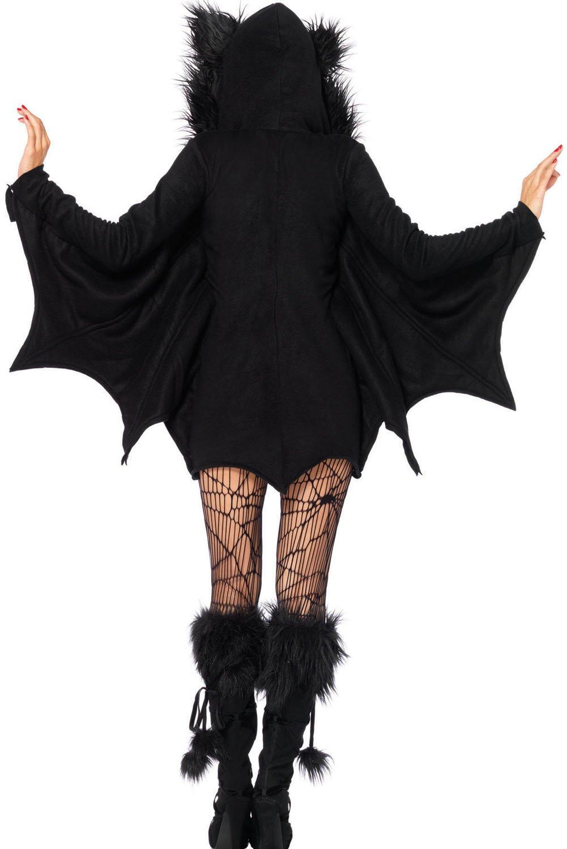 All in Black Bat Adult Costume