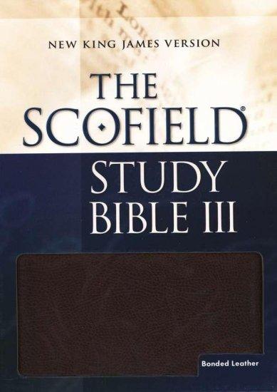 The Scofield Study Bible NKJV Indexed Burgundy