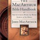 Macarthur Bible Handbook