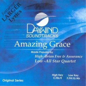 Amazing Grace, Accompaniment CD
