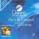 He's In Control, Accompaniment CD