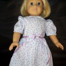 Handmade American Girl Dress-Short Sleeve