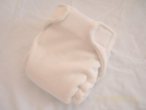 Hemp Jersey Cloth Diaper