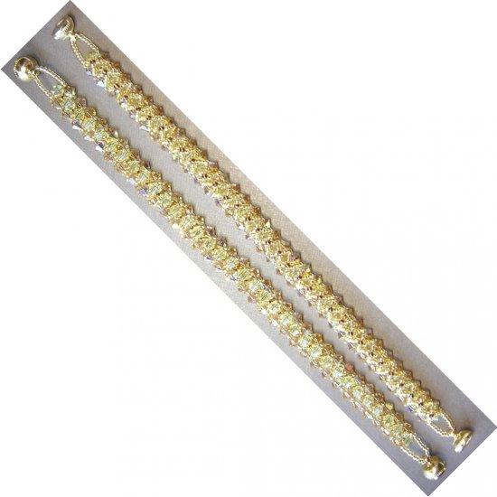 Elegant Crystal Tennis Bracelet