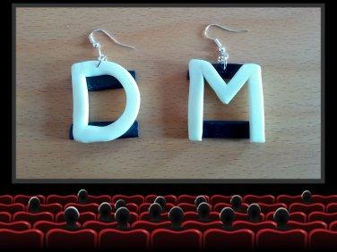 Depeche Mode fan earrings