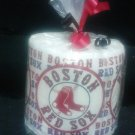 Boston Red Soxs Heat Pressed Toilet Paper