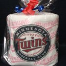 Minnesota Twins Heat Pressed Toilet Paper