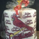 St. Louis Cardinals Heat Pressed Toilet Paper